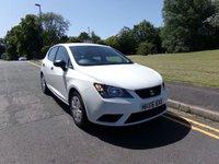 2015 SEAT IBIZA 1.4 TDI S 5d 74 BHP £5695.00