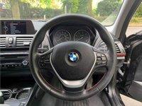 USED 2014 14 BMW 1 SERIES 2.0 116D SPORT 5d AUTO 114 BHP