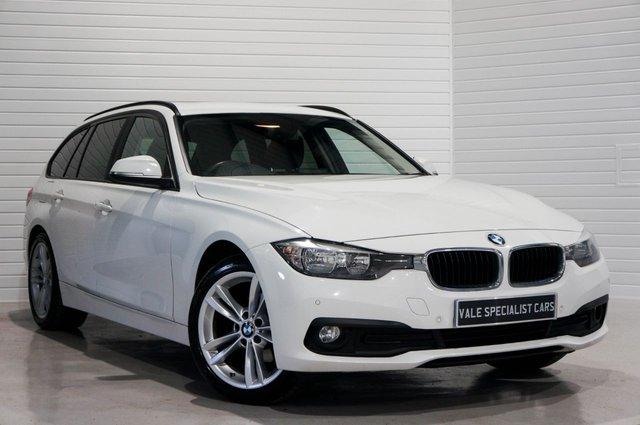 2016 65 BMW 3 SERIES 2.0 318D SE TOURING AUTO (SAT NAV)