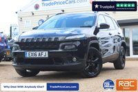 USED 2016 16 JEEP CHEROKEE 2.2 M-JET II NIGHT EAGLE 5d 197 BHP