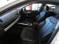 2017 AUDI A4 1.4 TFSI SPORT 4d 150 S/S [HEATED LEATHER] £14482.00