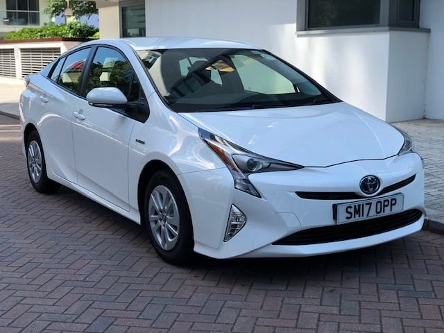 View our TOYOTA PRIUS