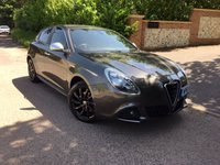 USED 2011 61 ALFA ROMEO GIULIETTA 2.0 JTDM-2 VELOCE 5d 170 BHP PLEASE CALL TO VIEW
