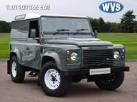 USED 2015 15 LAND ROVER DEFENDER 2.2 TD HARD TOP 2d 122 BHP A stunning immaculate 2015 Land Rover Defender 90 2.2td 90 Hard Top in Keswick Green with AIR CON, HEATED SEATS, HEATED SCREEN AND ALPINE SOUND SYSTEM WITH BLUETOOTH. 1 private owner with records for 2 services (last service at 21757 miles) and 2 keys. A superb investment as the prices for these in this condition can only go up!