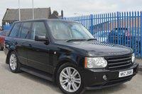 2007 LAND ROVER RANGE ROVER 3.6 TDV8 VOGUE SE 5d AUTO 272 BHP £8295.00