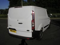 USED 2018 18 FORD TRANSIT CUSTOM 2.0 300 BASE L1 H1 1d 104 BHP Van - SOLD Only 25000 miles, Service History, 1 Owner