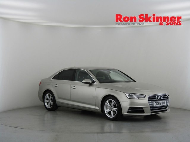 View our 2016 66 AUDI A4 2.0 TDI ULTRA SPORT 4d 188 BHP