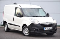 USED 2014 14 VAUXHALL COMBO 1.2 2000 L1H1 CDTI S/S ECOFLEX 1d 90 BHP AIR CON - SERVICE HISTORY