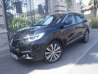 USED 2016 16 RENAULT KADJAR 1.5 SIGNATURE NAV DCI 5d AUTO 110 BHP BOSE *FINANCE ARRANGED*PART EXCHANGE WELCOME*PANORAMIC ROOF*SAT NAV*BOSE*1OWNER*AUTOMATIC*
