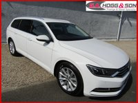 2016 VOLKSWAGEN PASSAT 2.0 SE BUSINESS TDI BLUEMOTION TECHNOLOGY 5dr 150 BHP £12995.00