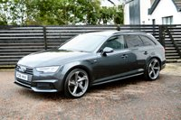 USED 2016 16 AUDI A4 2.0 AVANT TDI S LINE 5d AUTO 190 6 MONTHS RAC WARRANTY FREE + 12 MONTHS ROAD SIDE RECOVERY!