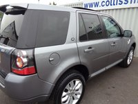 USED 2013 13 LAND ROVER FREELANDER 2.2 SD4 HSE 5d AUTO 190 BHP