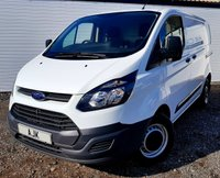 USED 2016 66 FORD TRANSIT CUSTOM 2.2 290 LR P/V 1d 99 BHP