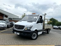 USED 2015 15 MERCEDES-BENZ SPRINTER 2.1 313 CDI 2d 129 BHP DROPSIDE VAN