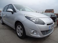 2010 RENAULT GRAND SCENIC 1.6 DYNAMIQUE TOMTOM VVT LOW MILES £3395.00