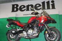 USED 2018 68 BENELLI TRK 502 ABS