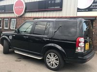 USED 2011 11 LAND ROVER DISCOVERY 3.0 SD V6 HSE 5dr PANO ROOF~SATNAV~CAMBELTS DONE