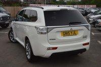 USED 2015 MITSUBISHI OUTLANDER 2.0 PHEV GX3h 4Work Commercial Van 4x4 5dr PLUG IN HYBRID/ PETROL 4WD VAN
