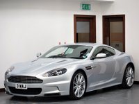 USED 2009 58 ASTON MARTIN DBS V12 BANG & OLUFSEN + LOW MILES