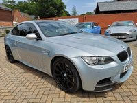 USED 2007 57 BMW M3 4.0 M3 2d 415 BHP FSH+LEATHER+CRUISE+ALLOYS