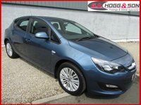 2013 VAUXHALL ASTRA 1.7 ENERGY CDTI 5d 108 BHP **LOCAL LADY OWNER VEHICLE FROM NEW** £5295.00