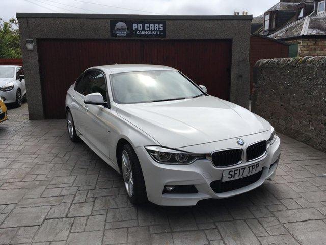 2017 17 BMW 3 SERIES 2.0 318D M SPORT 4d 148 BHP