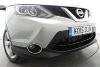 USED 2015 15 NISSAN QASHQAI 1.6 DCI N-TEC XTRONIC 5d 128 BHP Parking Sensors- Bluetooth