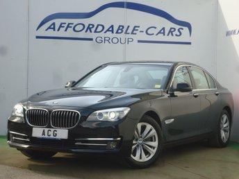 2014 BMW 7 SERIES 3.0 730D SE 4d AUTO 255 BHP £14950.00