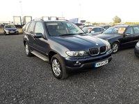 2004 BMW X5 3.0 D SE 5d AUTO 215 BHP £2495.00