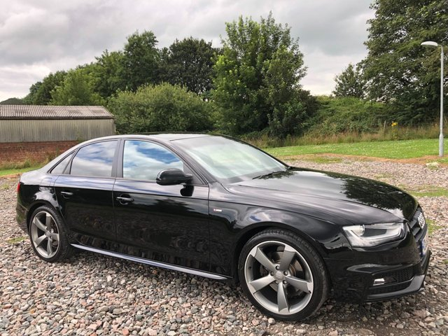 View our AUDI A4