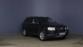 2010 VOLVO XC90 2.4 D5 ACTIVE AWD 5d AUTO 185 BHP £6995.00