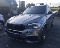 USED 2015 65 BMW X5 XDRIVE40D M SPORT