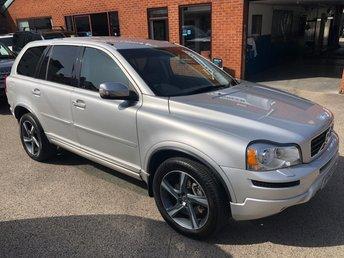 2012 VOLVO XC90 2.4 D5 R-DESIGN NAV AWD 5DOOR AUTO 200 BHP £16450.00