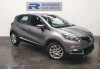 USED 2014 64 RENAULT CAPTUR 0.9 DYNAMIQUE MEDIANAV ENERGY TCE S/S 5d 90 BHP