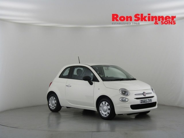 View our 2015 65 FIAT 500 1.2 POP 3d 69 BHP
