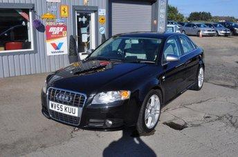 2005 AUDI A4 4.2 S4 QUATTRO 4d 339 BHP £7500.00