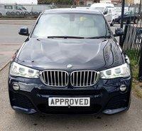 USED 2015 15 BMW X4 3.0 XDRIVE30D M SPORT 4d AUTO 255 BHP