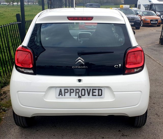 Citroen C3 Puretech Feel Hatchback: 2016 Citroen C1 Feel £4,950