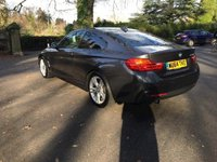 USED 2014 64 BMW 4 SERIES 2.0 420D M SPORT 2d 181 BHP