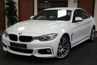 USED 2015 15 BMW 4 SERIES 2.0 418D M SPORT GRAN COUPE 4d 141 BHP