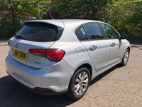 2017 FIAT TIPO 1.4 T-JET EASY PLUS 5d 118 BHP £SOLD