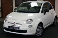 2009 FIAT 500 1.2 POP 3d 69 BHP £3375.00