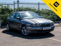 USED 2007 56 JAGUAR X-TYPE 2.2 SE 4d 152 BHP
