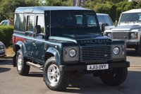 USED 2013 13 LAND ROVER DEFENDER 2.2 D DPF XS Utility Station Wagon 5dr NO VAT - Excellent Condition