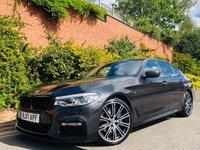 USED 2017 17 BMW 5 SERIES 3.0 530d M Sport Auto xDrive 4dr HUGE SPEC X DRIVE M KIT 20s