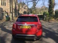 USED 2016 66 FIAT 500X 1.6 MULTIJET CROSS 5d 120 BHP
