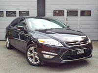 2013 FORD MONDEO 2.0 TITANIUM X BUSINESS EDITION TDCI 5d 161 BHP £7795.00