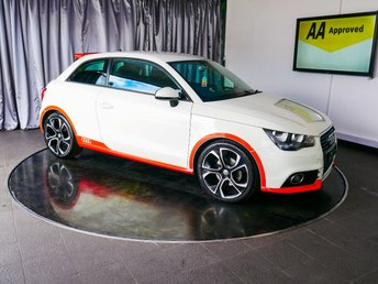 2011 AUDI A1 1.4 TFSI COMPETITION LINE 3d 122 BHP £8300.00
