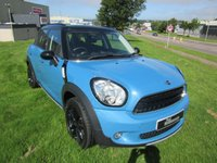 2016 MINI COUNTRYMAN 1.6 COOPER ALL4 5d 121 BHP £SOLD