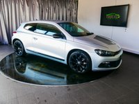 USED 2013 13 VOLKSWAGEN SCIROCCO 2.0 TDI BLUEMOTION TECHNOLOGY DSG 2d AUTO 140 BHP £0 DEPOSIT FINANCE AVAILABLE.ACC ADAPTIVE CHASSIS CONTROL, AIR CONDITIONING, BLUETOOTH CONNECTIVITY, CLIMATE CONTROL, DAB RADIO, FULL LEATHER UPHOLSTERY, HEATED SEATS, SATELLITE NAVIGATION, START/STOP SYSTEM, STEERING WHEEL CONTORLS, TRIP COMPUTER